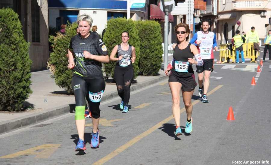 Més de 200 persones participen en la jornada de running a Amposta | Amposta.info