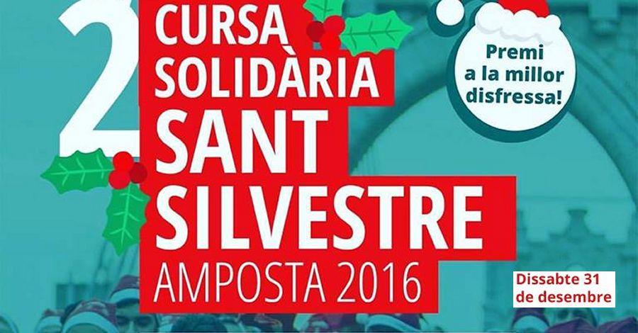 Cursa solidària de Sant Silvestre