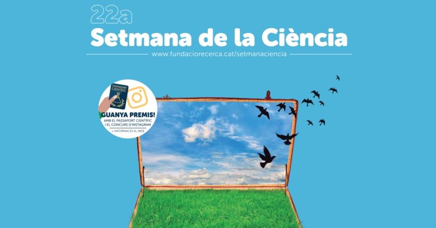 22a Setmana  de la Ciència a Catalunya
