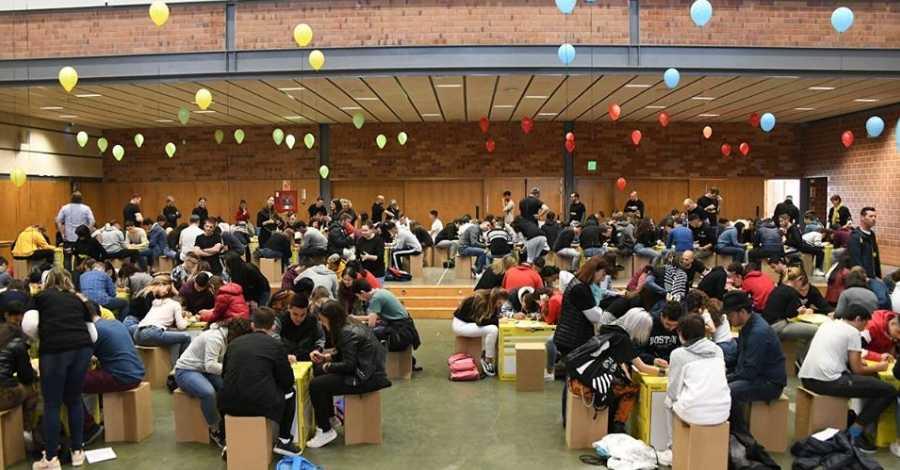 Més de 250 joves participen en el Dream BIG Challenge