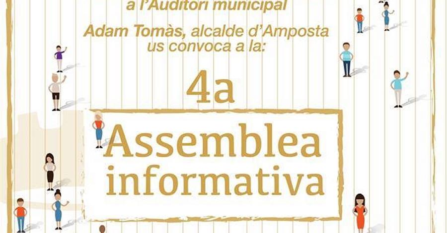4a Assemblea informativa