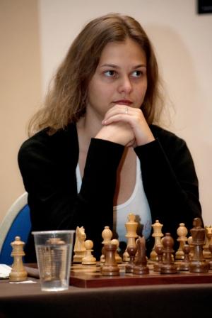 La jugadora d'escacs Anna Muzychuk visitarà Amposta | Amposta.info
