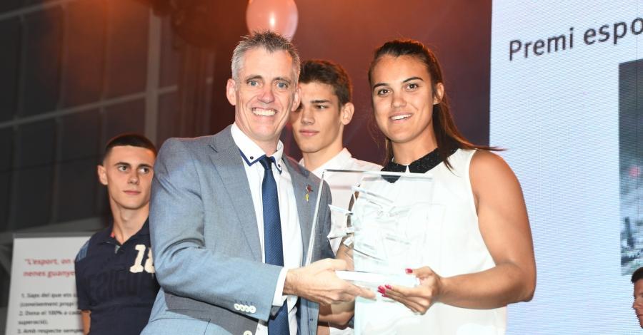 Aina Cid, Premi Esports 2019