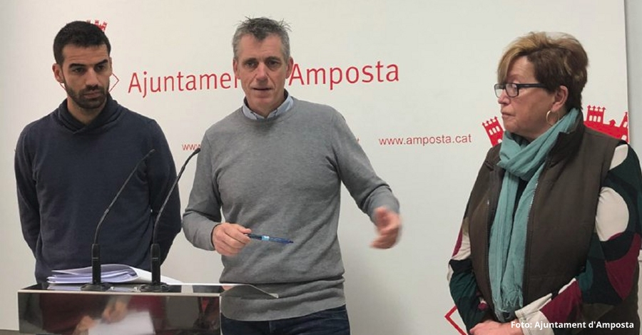 Amadea Ferreres serà la nova Defensora del Ciutadà d'Amposta