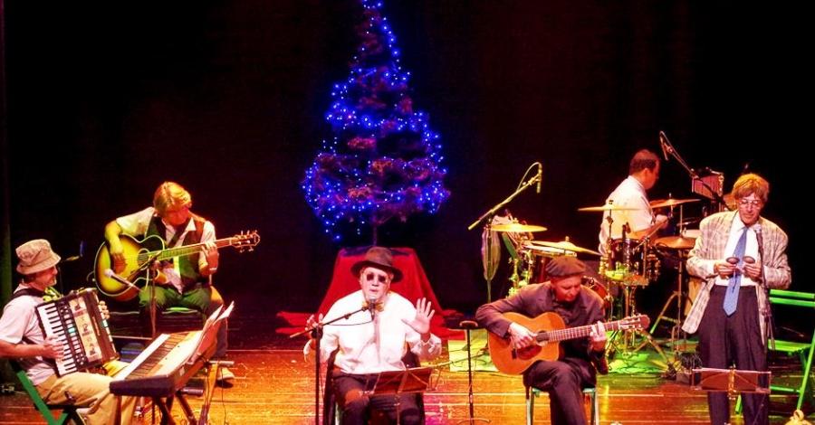 El festival Amposta amb Cor comptarà amb l'actuació d'Els Quicos i la banda de música de la Unió Filharmònica