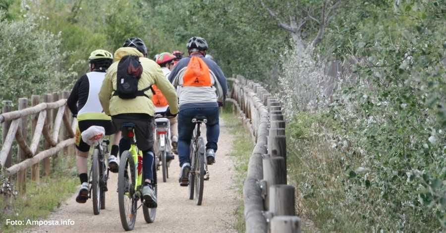 L'Oficina de Turisme organitza per a aquest mes de maig, tres bicicletades populars