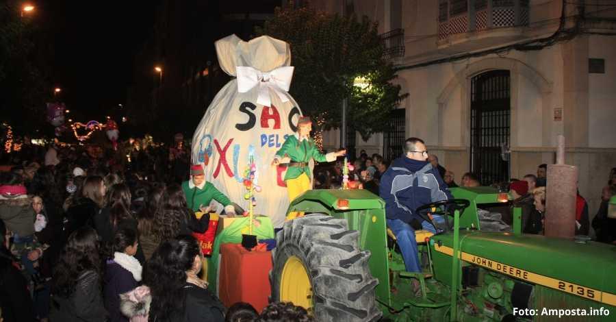 Amposta es prepara per a un Nadal ple d'activitats solidàries