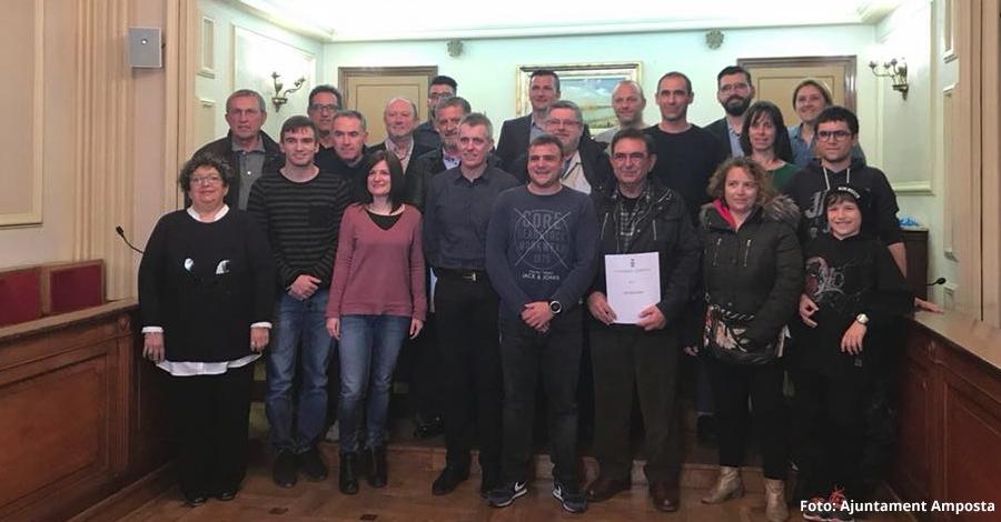 L'Ajuntament d'Amposta destina 205.000 euros a 15 entitats esportives