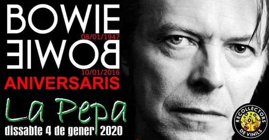 Aniversaris Bowie