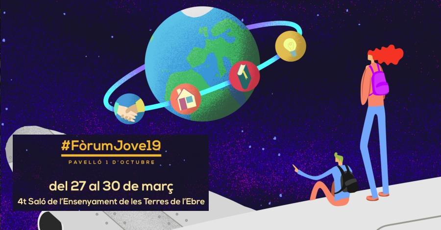 Arriba una nova edició del #FòrumJove19