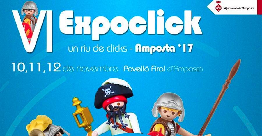 Ciutat | Expoclick arriba a la 6a edició amb 26 diorames d'adults i 14 punts de venda