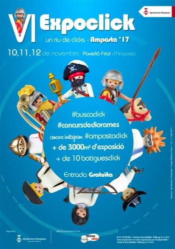 Ciutat | Expoclick arriba a la 6a edició amb 26 diorames d'adults i 14 punts de venda | Amposta.info