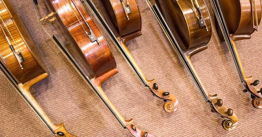 Audició de violins