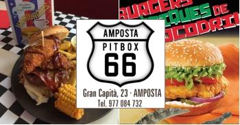 Dinner Pitbox. Gran Capità, 23 - Amposta