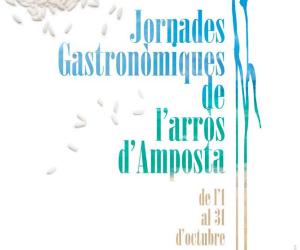 Jornades Gastronòmiques de l´Arròs d´Amposta. De l´1 al 31 d´octubre de 2019