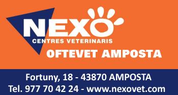Nexo Oftevet Amposta, clínica veterinària