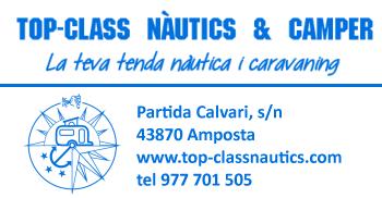 Top-Class Nàutics & Camper. La teva tenda de nàutica i caravanning