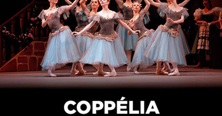 """""""Coppélia"""". Ballet en directe des del Royal Opera House, Londres"""