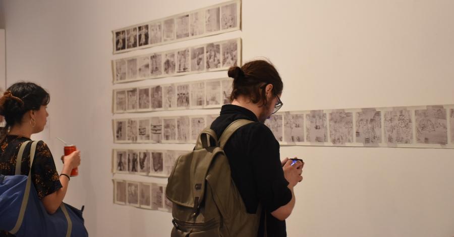 Lo Pati obre la convocatòria de la setzena edició de la Biennal d'Art Ciutat d'Amposta