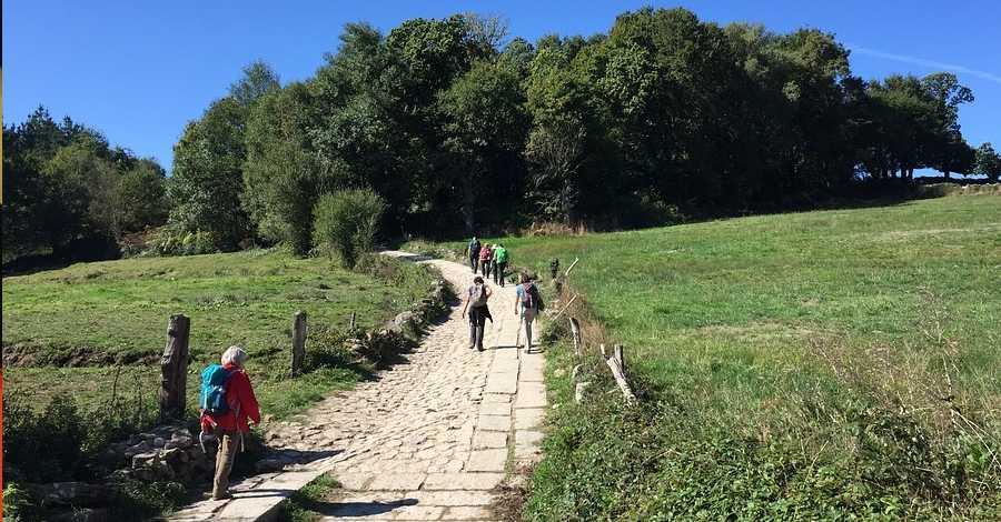 Itinerari: Camino de Santiago - Hontanas, Leon