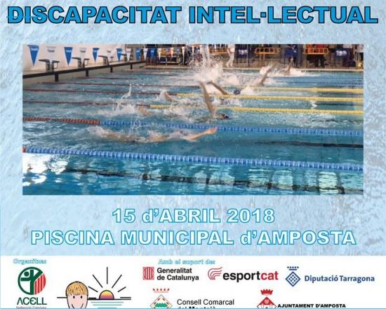 26è Campionat Territorial de Natació per a Esportistes amb Discapacitat Intel·lectual