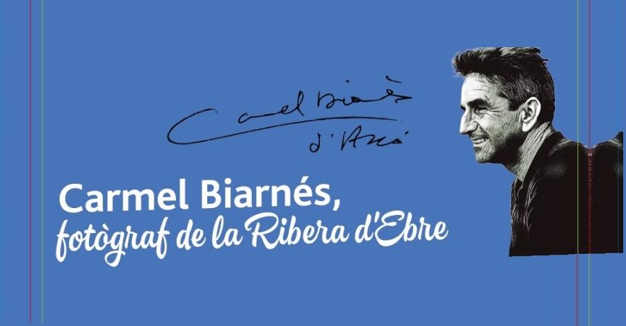 Exposició «Carmel Biarnés», fotògraf de la Ribera d'Ebre»