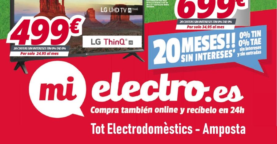 Comerç | TOT ELECTRODOMÈTICS