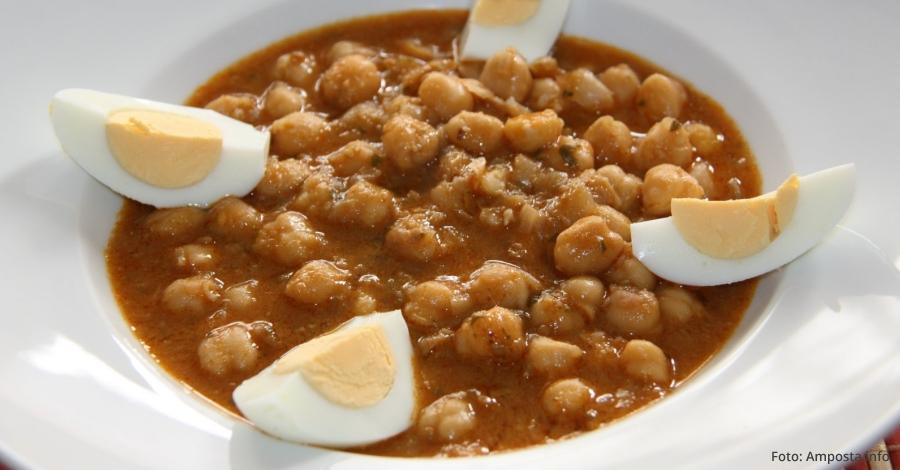 La recepta de la setmana: Cigrons a la catalana | Amposta.info
