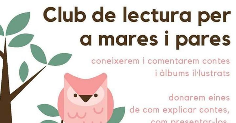 Presentació del Club de lectura de pares i mares
