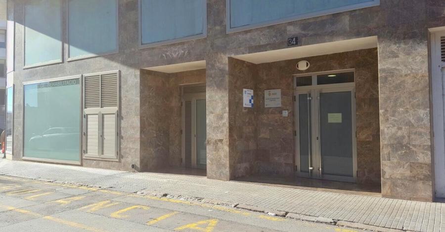 L'Hospital Comarcal fa efectiva l'opció de compra del local del centre de rehabilitació