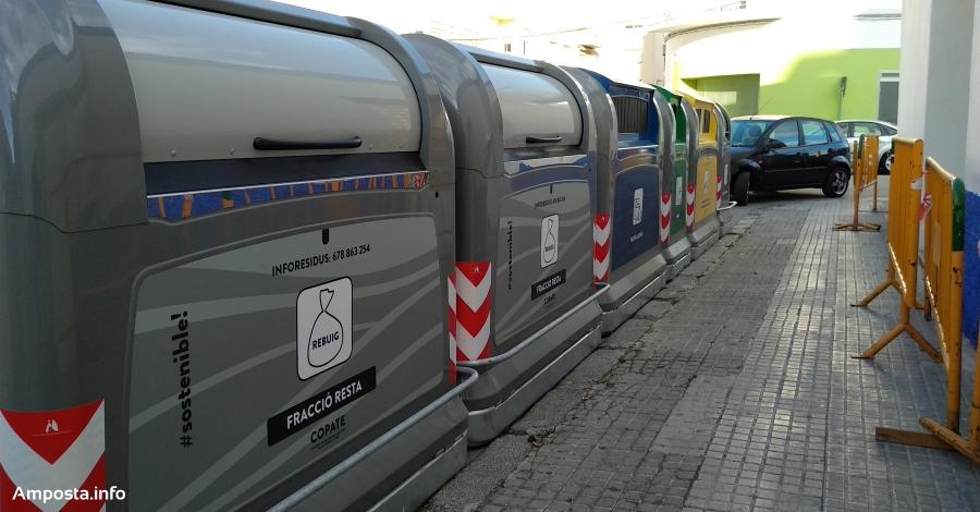 La recollida selectiva dels residus domèstics es consolida a Catalunya i arriba a un 42%