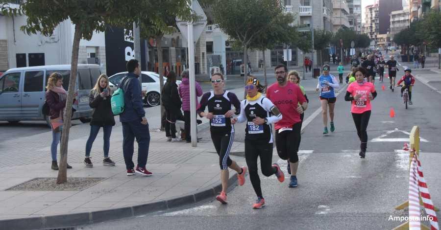 Amposta estrena la temporada 2019 del Running Sèries Terres de l'Ebre
