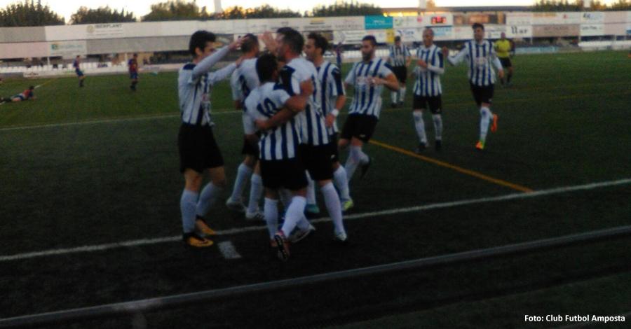 Esports: CF. AMPOSTA 2 - CF. CAMARLES 1