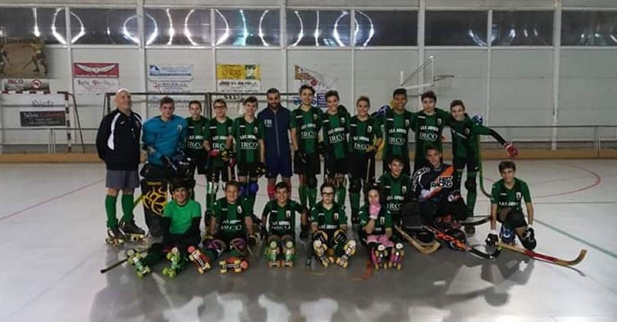 L'ampostí Xavi Costa imparteix una masterclass al Club Hoquei Amposta