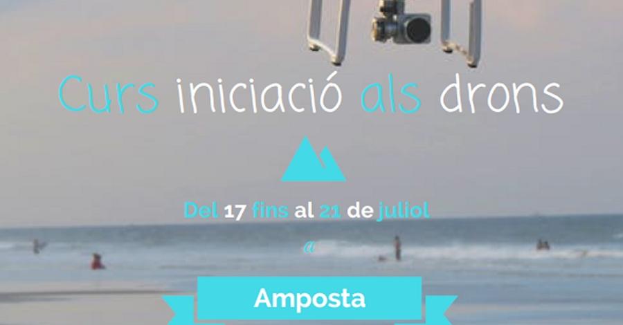 Curs iniciació als drons