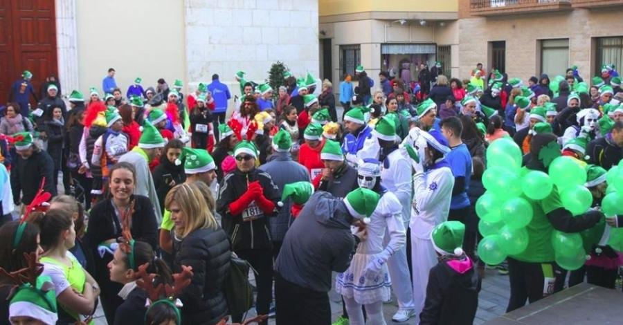 La Sant Silvestre torna a omplir de corredors els principals carrers de la ciutat per acomiadar el 2016 | Amposta.info