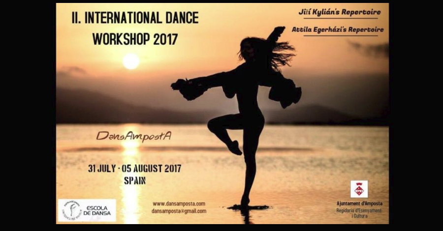 DansaAmposta - II International Dance Works 2017