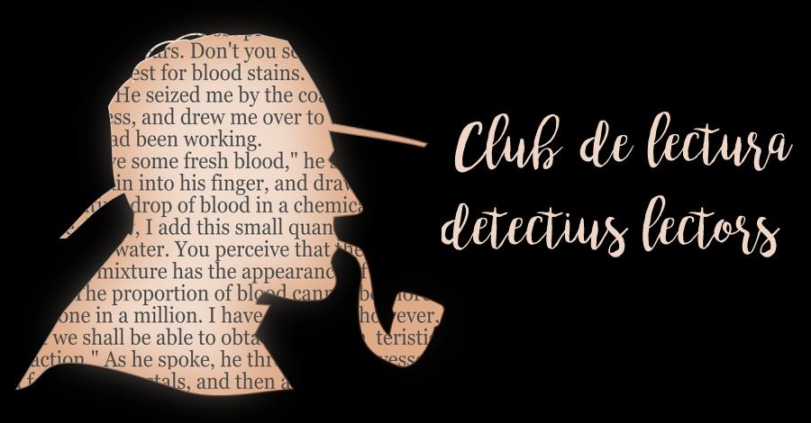 Club de lectura. Detectius lectors 3r i 4t primària