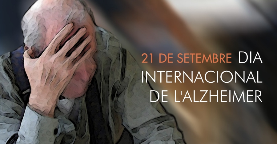 Setmana Mundial de l'Alzheimer: Xerrada programa «Cuidador Expert Catalunya»