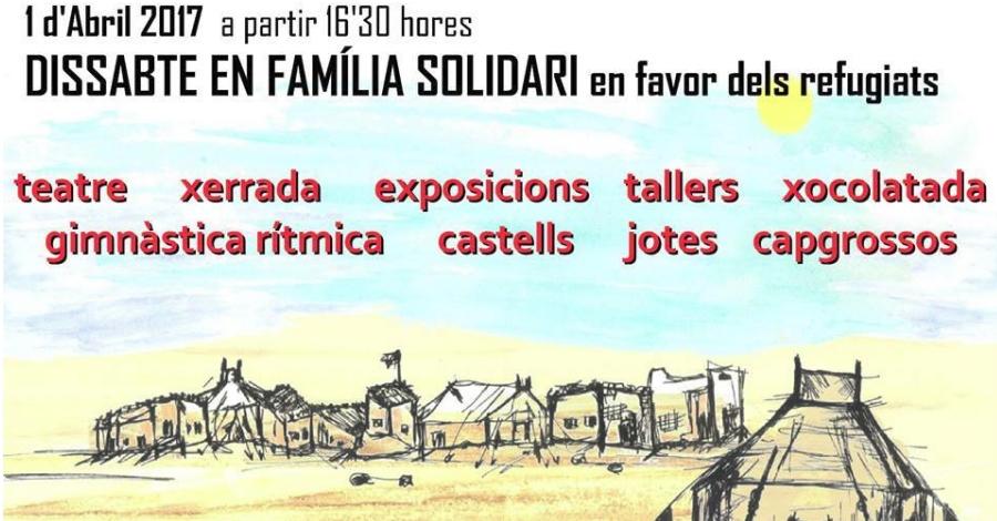 Jornada solidària la d'aquest dissabte a Amposta