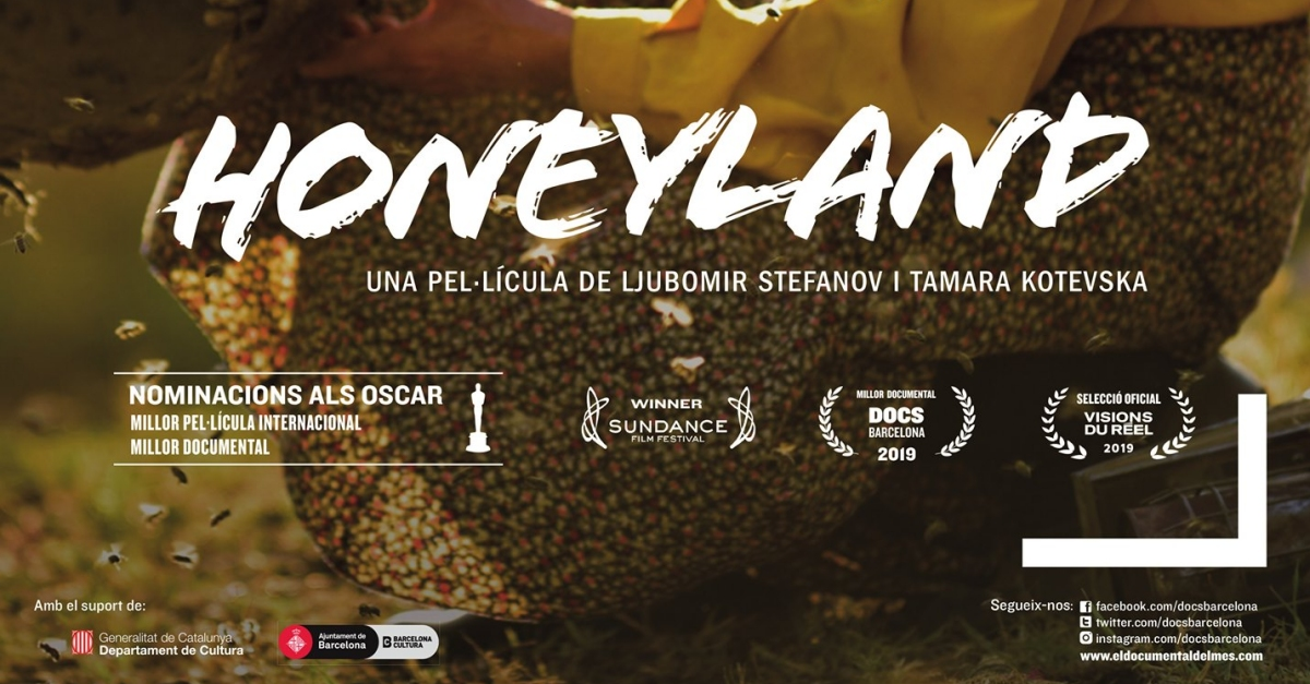 Documental del mes. Honeyland