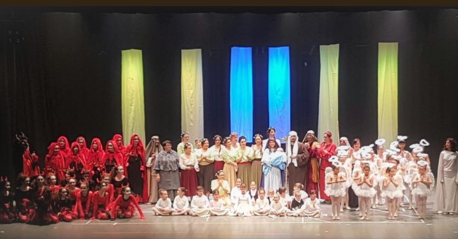 L'Escola de Dansa Jacqueline Biosca porta a escena l'obra teatral Els Pastorets