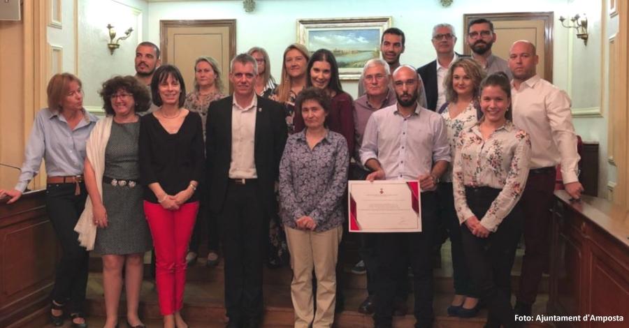 Cultura | Una recerca dedicada al segle XIV i XV, primer Premi de Recerca Jordi Fontanet | Amposta.info