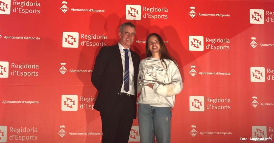 Esports | Cheyenne Brito Rico, del Club Taekwondo Alfaro, Premi Esports 2017
