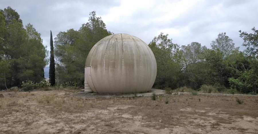 Eufònic s'expandeix a Roquetes i incorpora l'Observatori de l'Ebre com a nou escenari