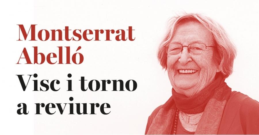 """Exposició sobre """"Montserrat Abelló"""""""