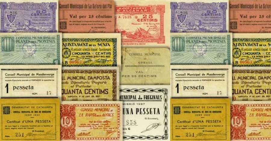 Exposició: «El paper moneda a la comarca del Montsià durant la Guerra Civil (1936-1939)»