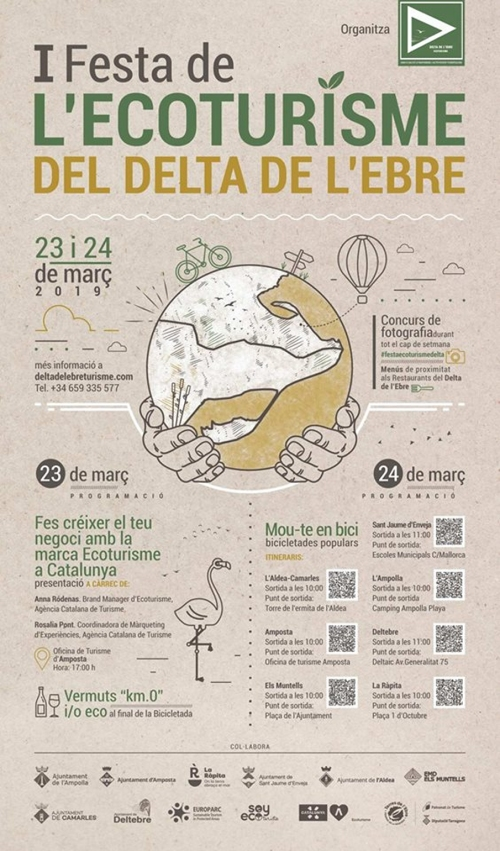 I Festa de l'Ecoturisme del Delta de l'Ebre