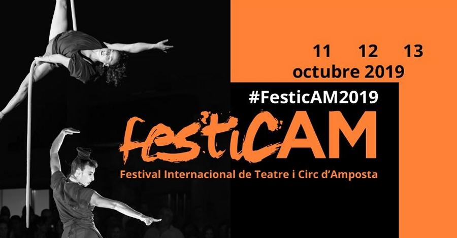 VI FesticAM - Festival Internacional de Teatre i Circ d'Amposta