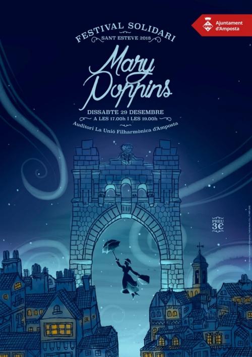 Festival solidari de Sant Esteve: Mary Poppins